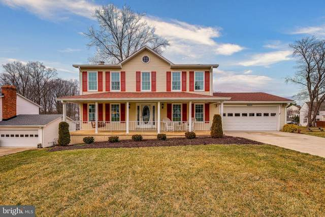 8676 Felsview Drive, LAUREL, MD 20723 (#MDHW274840) :: The Gus Anthony Team