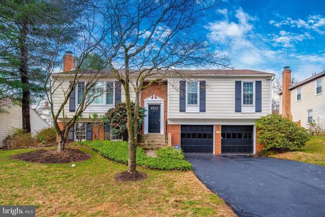 411 Hurley Avenue, ROCKVILLE, MD 20850 (#MDMC693914) :: The Bob & Ronna Group