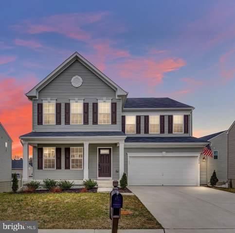 5820 Spruce Valley Drive, FREDERICKSBURG, VA 22407 (#VASP219090) :: John Smith Real Estate Group
