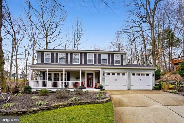 15620 Rhame Drive, DUMFRIES, VA 22025 (#VAPW486536) :: John Smith Real Estate Group