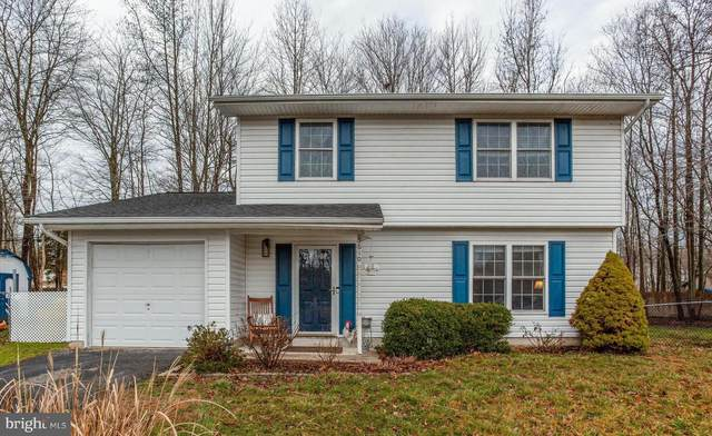 5610 Bluebeard Court, CHURCHTON, MD 20733 (#MDAA424084) :: AJ Team Realty