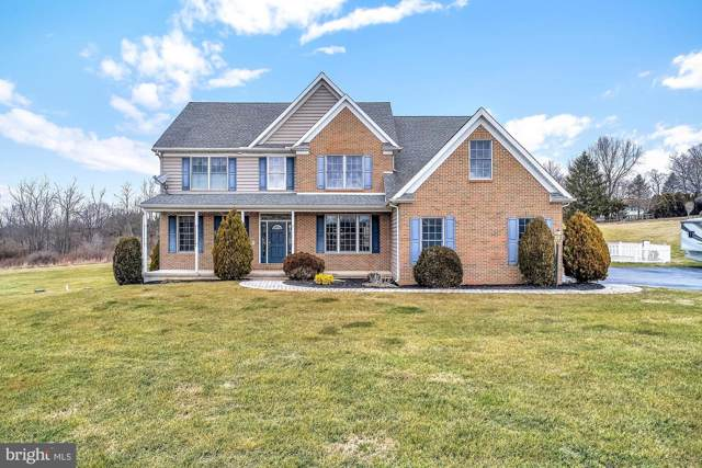 55 Brierwood Boulevard, HANOVER, PA 17331 (#PAAD110274) :: The Jim Powers Team