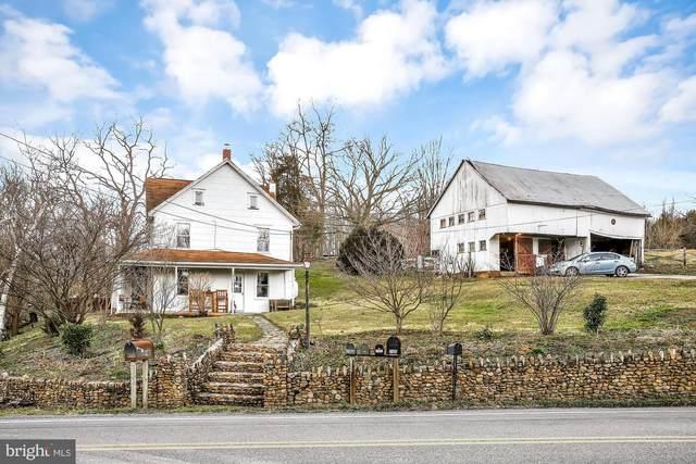11007 Welsh Run Road, GREENCASTLE, PA 17225 (#PAFL170902) :: Liz Hamberger Real Estate Team of KW Keystone Realty