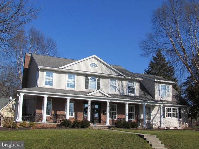 74 Museum Road, SHILLINGTON, PA 19607 (#PABK353582) :: Iron Valley Real Estate