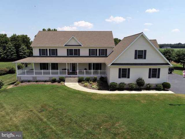 45 Milbourn Manor Drive, CAMDEN WYOMING, DE 19934 (#DEKT235702) :: Epic Realty