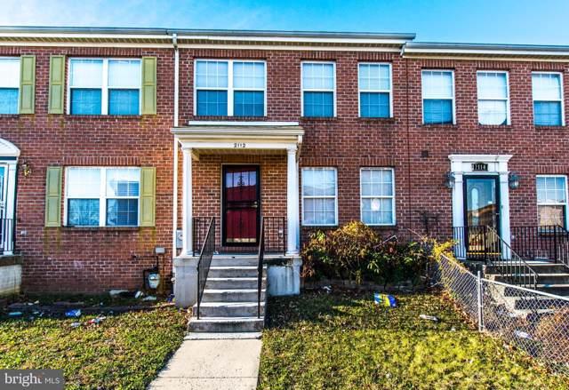 2112 Pennsylvania Avenue, BALTIMORE, MD 21217 (#MDBA498672) :: Bic DeCaro & Associates