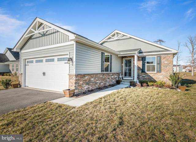 723 Switchgrass Court, BUNKER HILL, WV 25413 (#WVBE174518) :: CR of Maryland