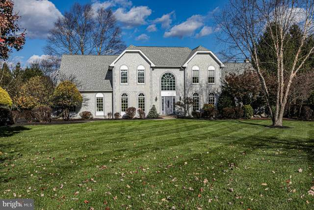 11 Mulberry Court, BELLE MEAD, NJ 08502 (#NJSO112718) :: Tessier Real Estate
