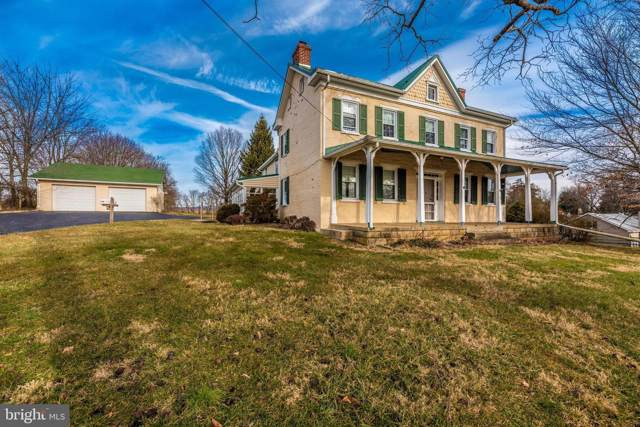 1956 Jefferson Pike, KNOXVILLE, MD 21758 (#MDFR259184) :: AJ Team Realty