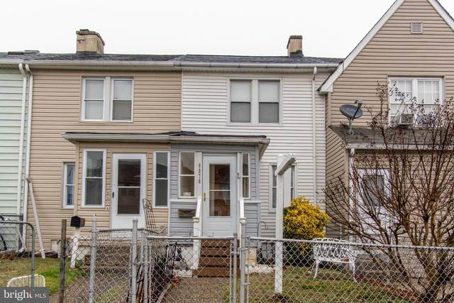6576 Saint Helena Avenue, BALTIMORE, MD 21222 (#MDBA498714) :: The Vashist Group