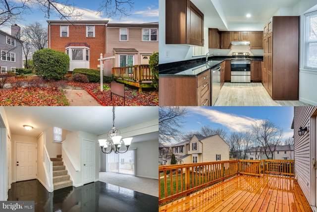 9411 Mayflower Court, LAUREL, MD 20723 (#MDHW274892) :: The Gus Anthony Team