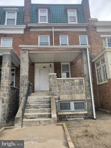 2501 Brookfield Avenue, BALTIMORE, MD 21217 (#MDBA498780) :: Advon Group