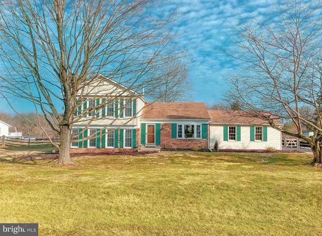 400 Tanglewood Drive, SYKESVILLE, MD 21784 (#MDCR194326) :: The Miller Team