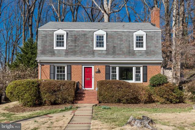 6520 Oakwood Drive, FALLS CHURCH, VA 22041 (#VAFX1108848) :: Scott Kompa Group
