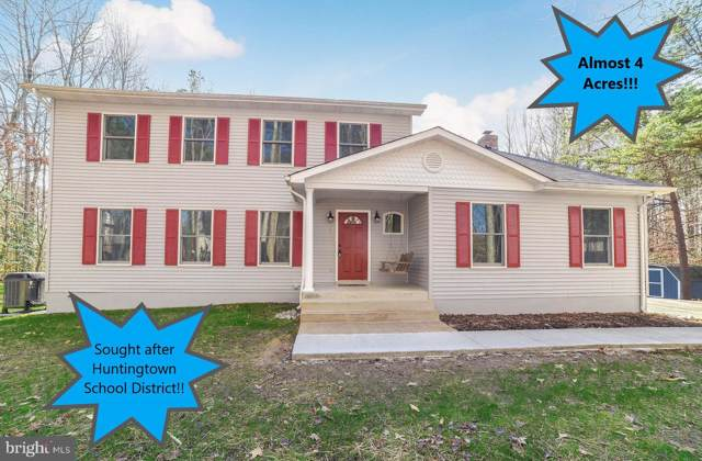 3431 Bayside Forest Court, HUNTINGTOWN, MD 20639 (#MDCA174402) :: AJ Team Realty