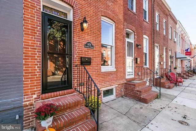 1454 Reynolds Street, BALTIMORE, MD 21230 (#MDBA498806) :: Jim Bass Group of Real Estate Teams, LLC