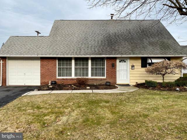 36 Hearth Road, LEVITTOWN, PA 19056 (#PABU488702) :: Bob Lucido Team of Keller Williams Integrity
