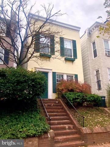 317 4TH Street SE, WASHINGTON, DC 20003 (#DCDC456988) :: The Daniel Register Group