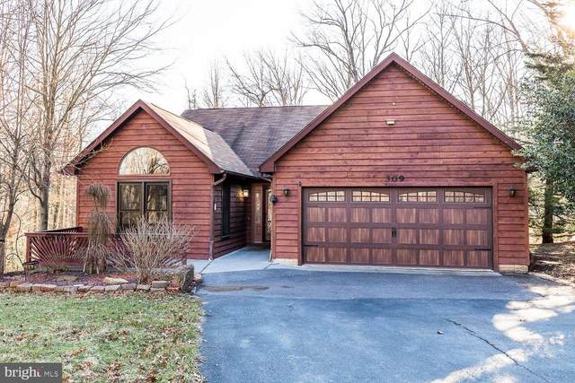 309 Dogwood Drive, CROSS JUNCTION, VA 22625 (#VAFV155464) :: Pearson Smith Realty
