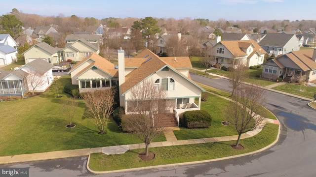 16 Old Mill Drive, OCEAN VIEW, DE 19970 (#DESU155160) :: Barrows and Associates