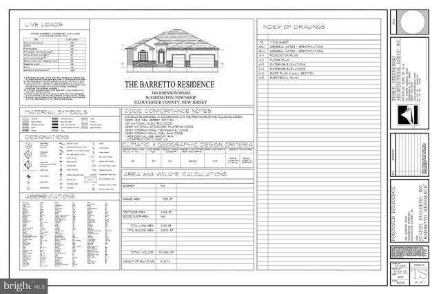150 Timberlane Road, CLARKSBORO, NJ 08020 (#NJGL253992) :: Daunno Realty Services, LLC