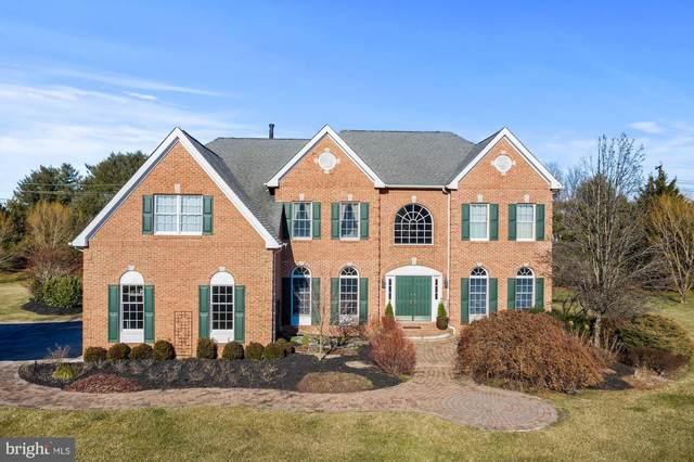 722 Bentley Court, MOORESTOWN, NJ 08057 (#NJBL365808) :: Jason Freeby Group at Keller Williams Real Estate