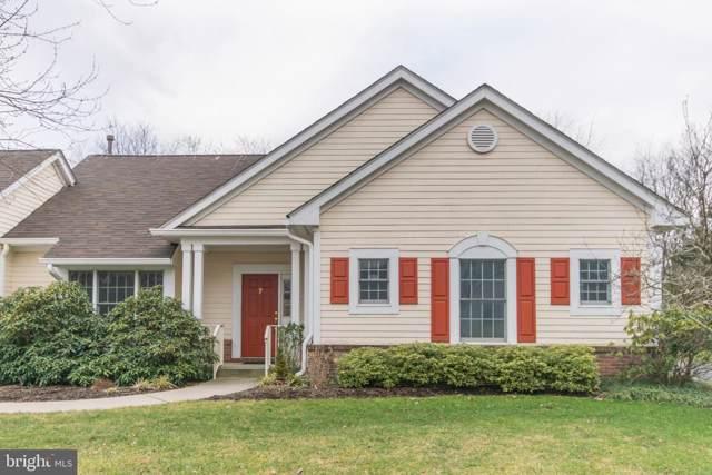 7 Azalea Court, PRINCETON, NJ 08540 (#NJMX123258) :: Linda Dale Real Estate Experts