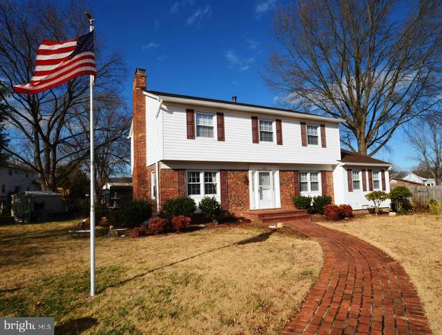 7802 Strathdon Court, ALEXANDRIA, VA 22315 (#VAFX1108960) :: Tom & Cindy and Associates
