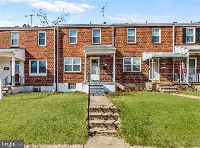 8552 Willow Oak Road, BALTIMORE, MD 21234 (#MDBC484050) :: The Kenita Tang Team