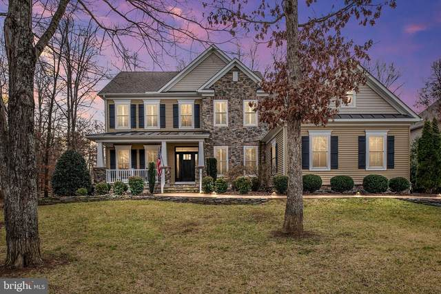10902 Chatham Ridge Way, SPOTSYLVANIA, VA 22551 (#VASP219170) :: Green Tree Realty
