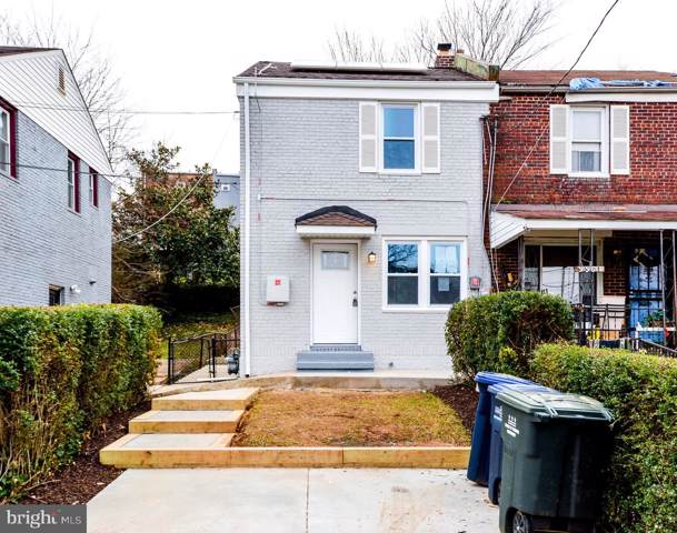 5563 Central Avenue SE, WASHINGTON, DC 20019 (#DCDC457066) :: The Bob & Ronna Group