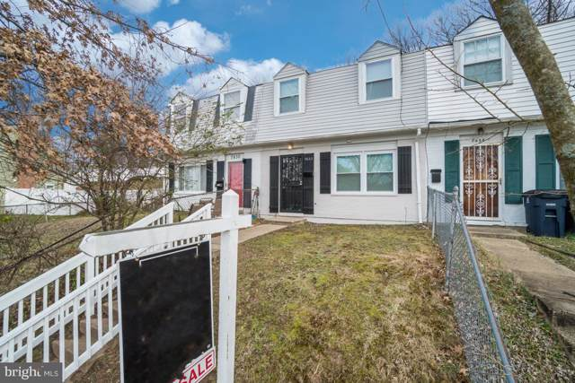 7632 Allendale Circle, LANDOVER, MD 20785 (#MDPG558028) :: Advon Group