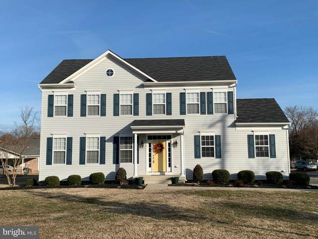 215 Fairground Road, PRINCE FREDERICK, MD 20678 (#MDCA174412) :: Colgan Real Estate
