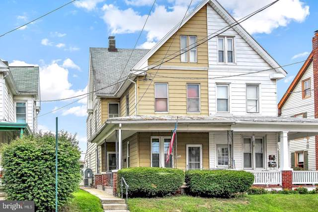 331 4TH Street, NEW CUMBERLAND, PA 17070 (#PACB121098) :: The Joy Daniels Real Estate Group