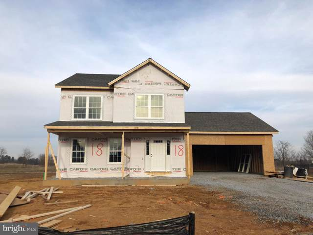 Lot 18 Duckwoods Lane, MARTINSBURG, WV 25403 (#WVBE174568) :: Pearson Smith Realty