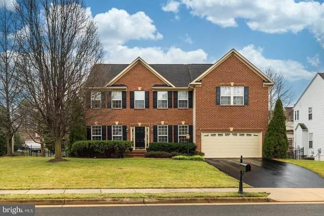 10105 Makelys Way, MANASSAS, VA 20110 (#VAMN138898) :: Jacobs & Co. Real Estate