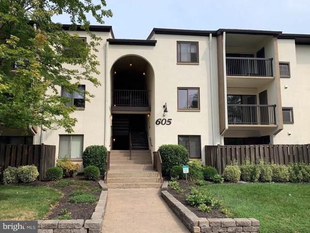 605 Center Street #102, HERNDON, VA 20170 (#VAFX1109070) :: The Licata Group/Keller Williams Realty