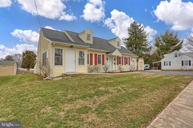 14 N New Street, LITITZ, PA 17543 (#PALA158156) :: Iron Valley Real Estate
