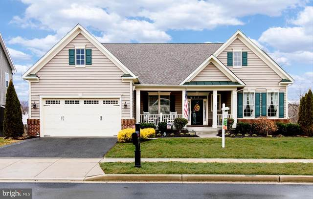 1151 Dargon Quarry Lane, BRUNSWICK, MD 21716 (#MDFR259300) :: The Bob & Ronna Group