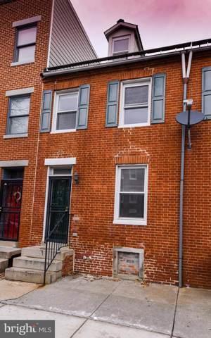 930 W Lombard Street, BALTIMORE, MD 21223 (#MDBA499004) :: The Vashist Group