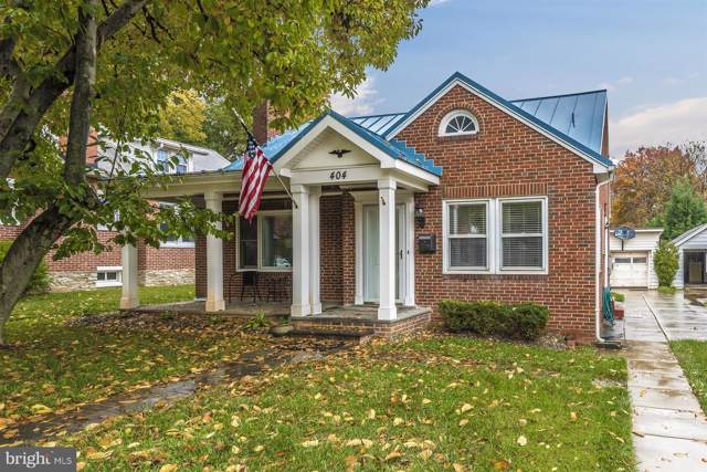 404 Magnolia Avenue, FREDERICK, MD 21701 (#MDFR259310) :: Jacobs & Co. Real Estate