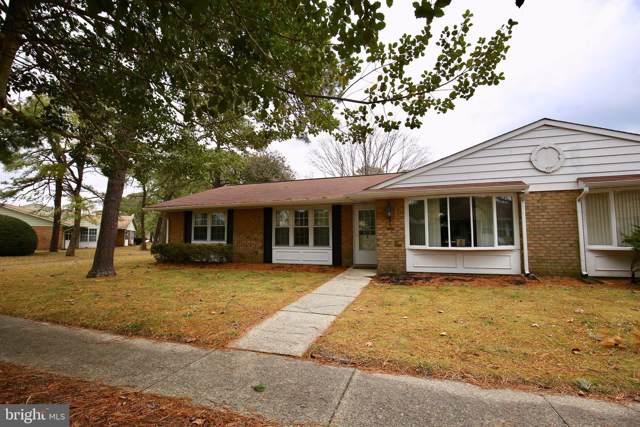 110-A Buckingham Drive A, MANCHESTER TOWNSHIP, NJ 08759 (#NJOC394980) :: Colgan Real Estate