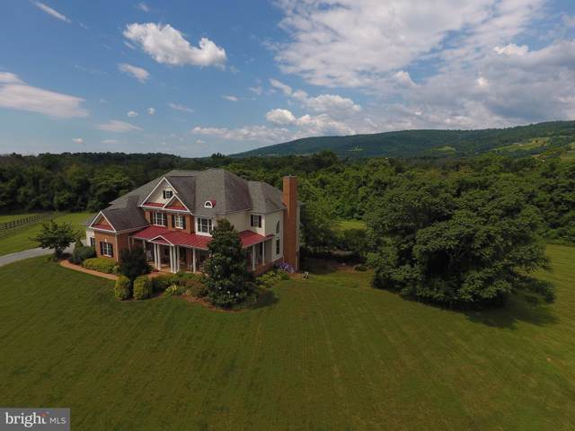 34507 Snickersville Turnpike, BLUEMONT, VA 20135 (#VALO402658) :: Peter Knapp Realty Group