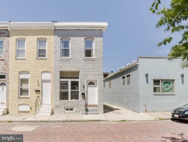 148 N Streeper Street, BALTIMORE, MD 21224 (#MDBA499046) :: Bic DeCaro & Associates