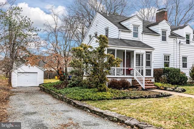 5 Eglantine Avenue, PENNINGTON, NJ 08534 (#NJME291198) :: Bob Lucido Team of Keller Williams Integrity