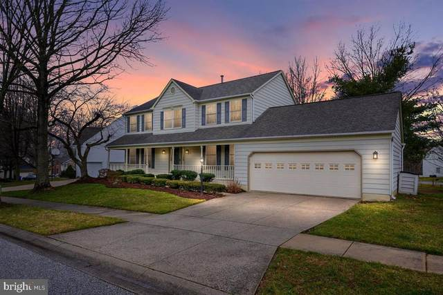 5005 Ravenhill Row, COLUMBIA, MD 21044 (#MDHW274970) :: The Bob & Ronna Group