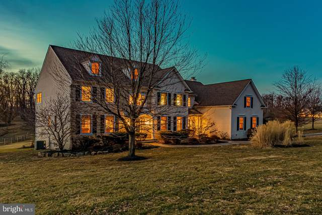 1439 S Beaver Hill Road, CHESTER SPRINGS, PA 19425 (#PACT497924) :: Keller Williams Real Estate
