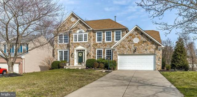 9724 Harbin Court, ELLICOTT CITY, MD 21042 (#MDHW274976) :: The Kenita Tang Team