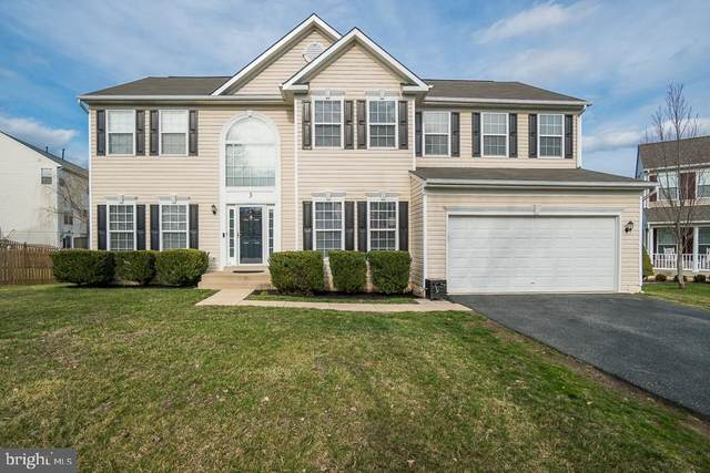 3 Giles Court, STAFFORD, VA 22554 (#VAST218432) :: Cristina Dougherty & Associates