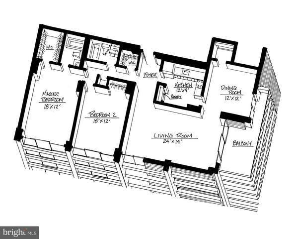 4141 Henderson Road #324, ARLINGTON, VA 22203 (#VAAR158842) :: City Smart Living